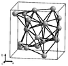 Crystal structure of β-Mn