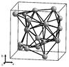Kristallstruktur von β-Mn
