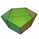 Biaugmented pentagonal prism