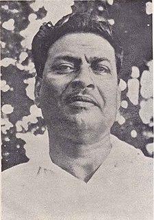 Bibhutibhushan Bandyopadhyay Indian Bengali author