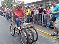 Bici de 6 ruedas, Carnavales de Maturin.jpg