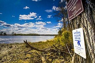 Big Muddy National Fish and Wildlife Refuge - Image: Big Muddy National Fish and Wildlife Refuge