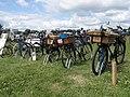 Bike collection, Bolnhurst - geograph.org.uk - 1372368.jpg