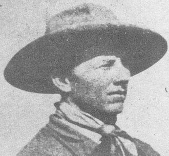 Billy Stiles - Image: Billy Stiles in 1908 Nevada