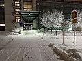 Biomedicum Helsinki, main entrance January 2019.jpg