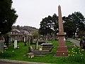 Birchgrove Cemetery, Edwardsville - geograph.org.uk - 157989.jpg