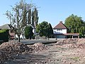 Birchwood Road and building site, Penn, Wolverhampton - geograph.org.uk - 980532.jpg