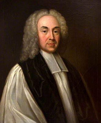 Soughton Hall - Bishop John Wynne