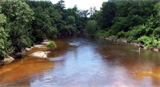 Black Creek Wilderness - Wild and Scenic Black Creek