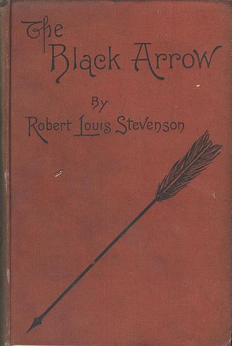 The Black Arrow: A Tale of the Two Roses - Image: Blackarrowcover