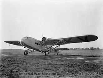 Blackburn C.A.15C - Blackburn CA 15C monoplane