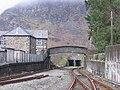 Blaenau Ffestiniog Footbridge - geograph.org.uk - 1472080.jpg