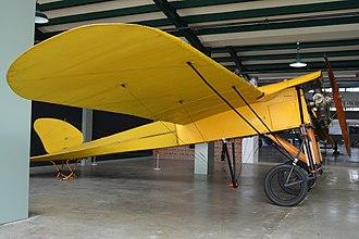 Blériot XXVII - Blériot XXVII BAPC-107 at the RAF Museum Hendon