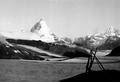 Blick auf das Matterhorn (Ostflanke) - CH-BAR - 3238940.tif