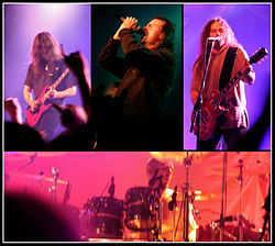 Blind Guardian; Paris im September 2006