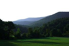 File:Blue Ridge Mountains at Montebello Virginia.JPG
