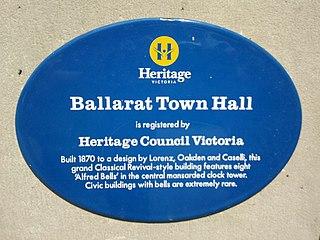 Heritage Victoria