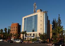 Bmce centre d'affaire mohammed v casablanca