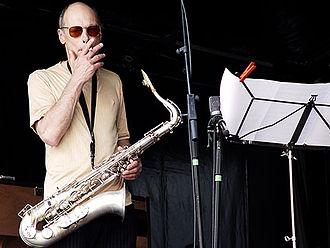 Bob Rockwell - Bob Rockwell, Aarhus Jazz Festival, Denmark