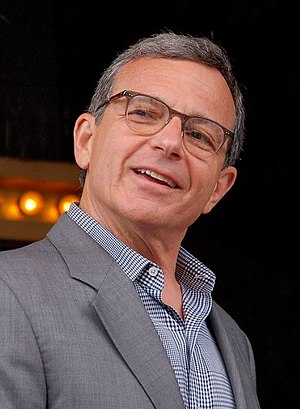 Ithaca College - Robert Allen Iger '73, Chairman and Chief Executive Officer of The Walt Disney Company