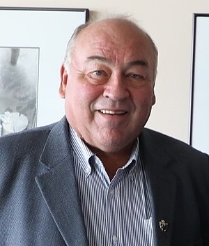 Bob McLeod (politician) - Image: Bob Mc Leod