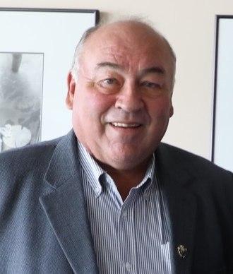 Premier of the Northwest Territories - Image: Bob Mc Leod