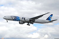 SU-GDL - B77W - EgyptAir