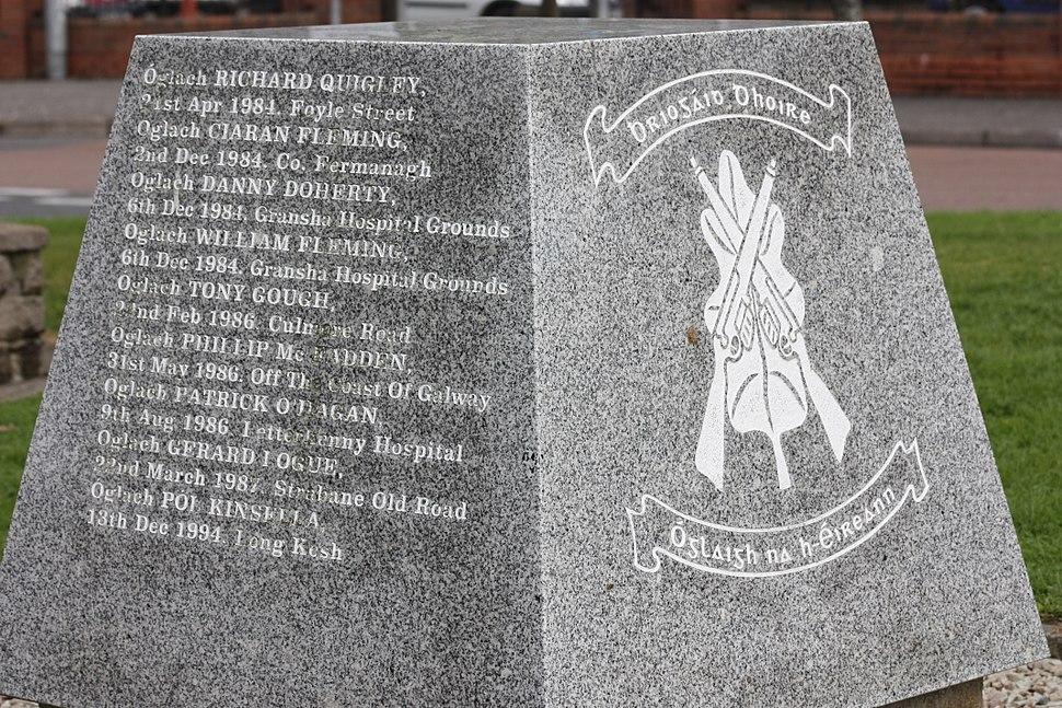 Bogside (18), August 2009