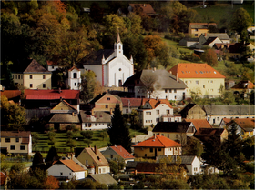 Image illustrative de l'article Bohumilice (district de Prachatice)