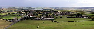 Golcar - Image: Bolster Moor, Golcar,Huddersfield( RLH)