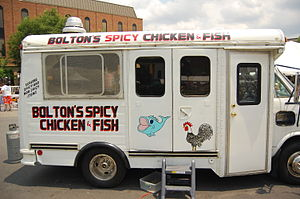 Bolton's Spicy Chicken & Fish - Nashville,...