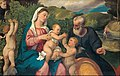 Bonifazio de' Pitati - Rest on the Flight into Egypt - Google Art Project.jpg