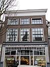 foto van Pand met verdieping, zolderverdieping en hoog schilddak