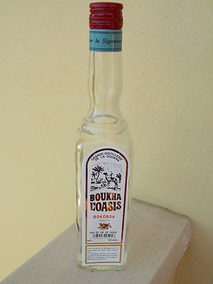 Boukha - Boukha bottle