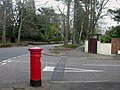 Bournemouth, East Avenue postbox - geograph.org.uk - 1175014.jpg