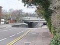 Bournemouth, Wellington Road underpass - geograph.org.uk - 1222470.jpg