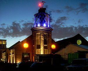 Trinity Buoy Wharf - Bow Creek Lighthouse at Trinity Buoy Wharf