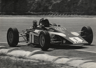 Australian Formula Ford Championship - John Leffler won the 1973 TAA Formula Ford Driver to Europe Series driving a Bowin P4a and a Bowin P6F (pictured)