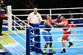 Boxing at the 2016 Summer Olympics, Majidov vs Arjaoui 13.jpg