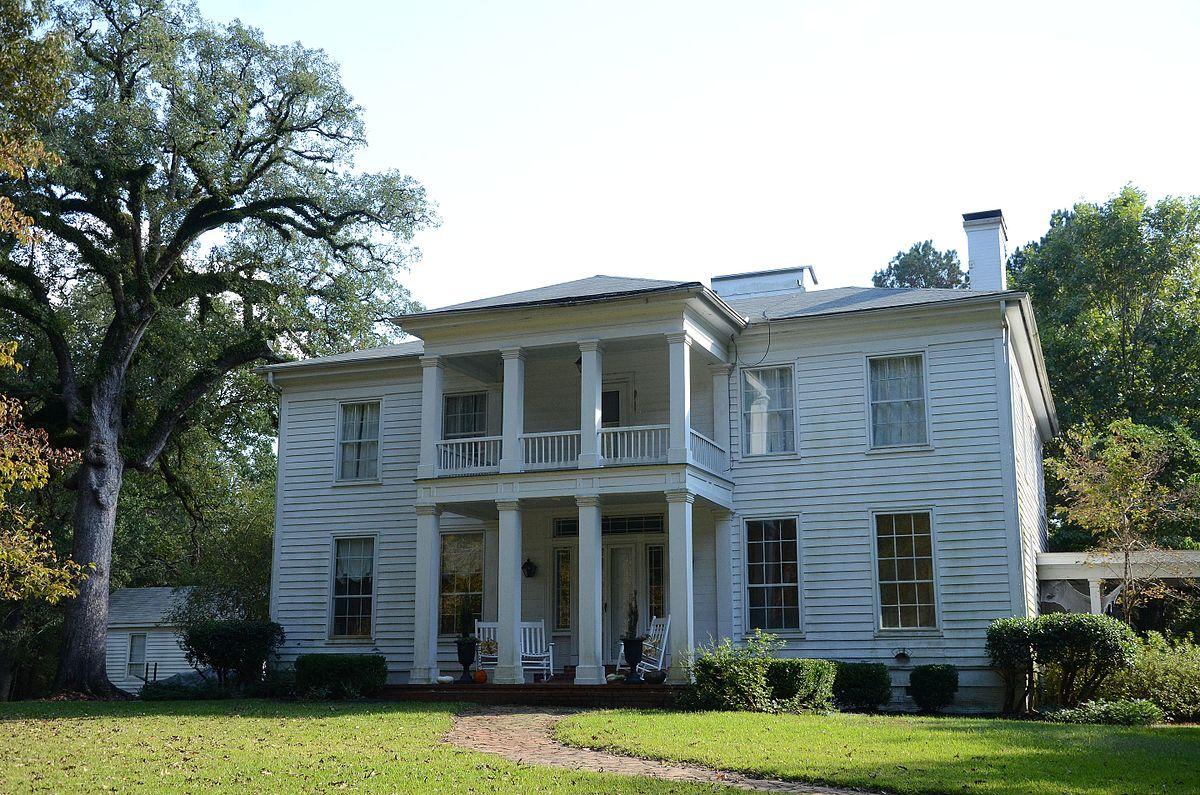 Bragg house camden arkansas wikipedia for Camden home