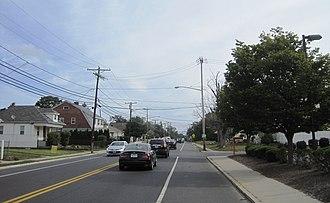 Branchport, New Jersey - Along Joline Avenue (Route 36)
