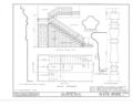Brandt House, 205 Main Street, Belleville, Essex County, NJ HABS NJ,7-BELVI,2- (sheet 11 of 22).png