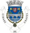Coat of arms of Chaves, Portugal