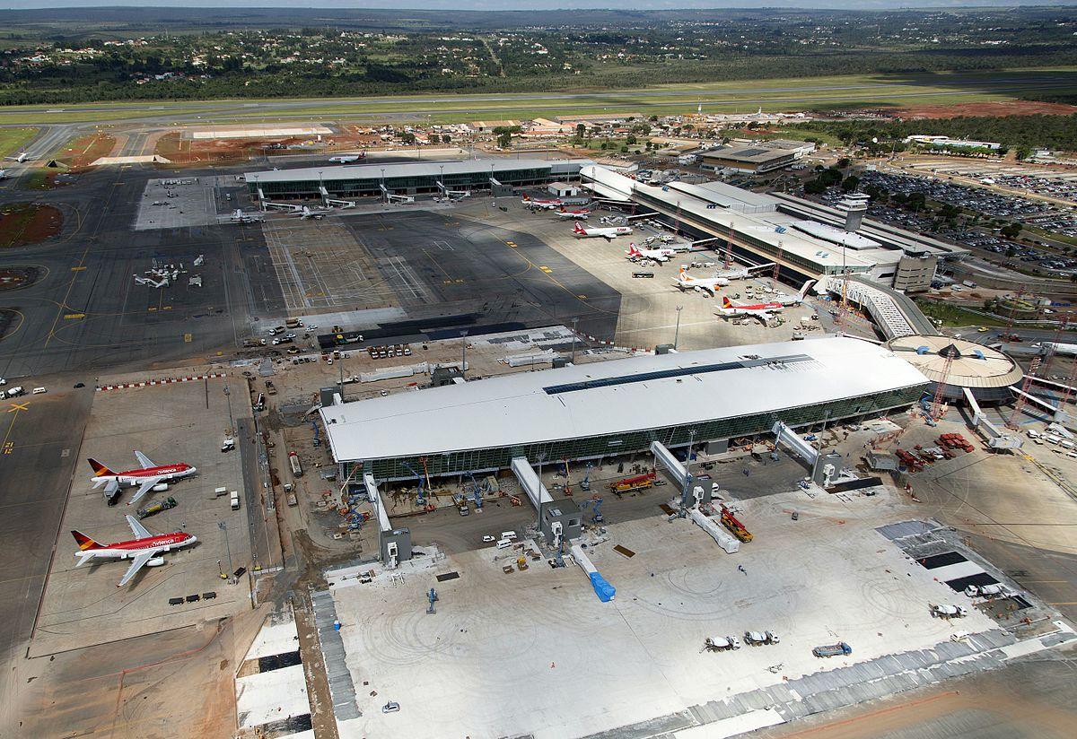 Aeroporto Juscelino Kubitschek : Aeroporto di brasilia presidente juscelino kubitschek