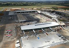 Aeroporto Internacional de BrasíliaBrasília International AirportPort lotniczy Brasília