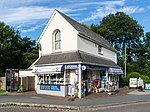 Braunton (Devon, UK), Old Railway Station, Station House -- 2013 -- 00190.jpg