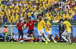 Brazil and Colombia match at the FIFA World Cup 2014-07-04 (9).jpg