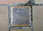 Breite Straße 19, Celle, Stolperstein Lydia Dawosky, Jg. 1870, geborene Friedrichs, deportiert 1943, tot 20.04.1943 in Hamburg.jpg
