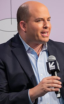 Brian Stelter @ SXSW 2019 (47300407302) (cropped).jpg