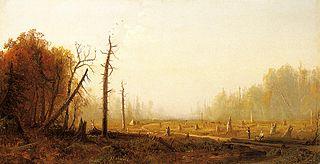 Autumn Landscape,